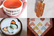 Gift idea treasuries from ETSY / Gift ideas that you can find at Etsy.com