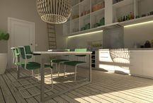 Ontwerpen Puls Design / Ontwerpen van Bertina Algra, Puls Design www.pulsdesign.nl