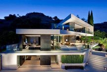 Casas modernas.
