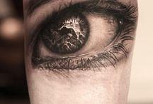 Tatoos / by Nicole Hamann