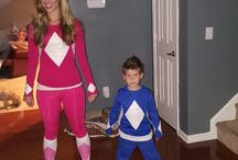 Power Ranger Costume / Stay in touch on Facebook! https://www.facebook.com/maskerix/
