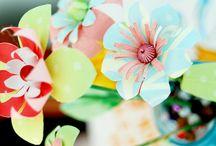 //Paper Flowers//