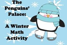 TPT Winter Wonderland / Please feel free to use this board to share ANYTHING AND EVERYTHING WINTER! Please pin no more than three paid products a day! Freebies and other activities you have used or plan to try in your classroom would be great, too! In your description, please include the grade level.