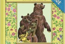 book nook: The Three Bears