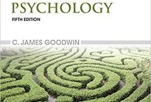 Test Bank For A History of Modern Psychology, 5th Edition by C. James Goodwin test bank