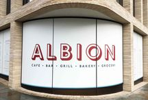 Store fronts and interior refits / One of our favourite type of projects it to refit stores, bringing out the unique personality of each brand.