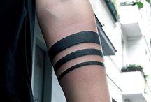 Bracelet tatoos