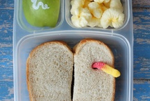 Easy, fun and healthy Lunchboxes