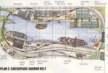 Track Plans - Model Train / Trains Track Plans