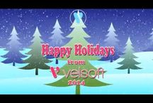 Inside Velocity / What's new at Velsoft. #Christmas #Velsoft #holiday