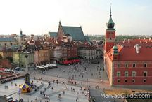 Poland / Traveling to Poland, monuments, landmarks, cities and things to do!