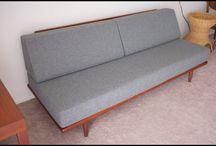 Midcentury Modern furnishings