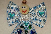 Truth in the Tinsel Advent Ornaments / Christmas Advent Board ideas for Kids