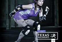 Texas Roller Girls / by Desiree Dickens