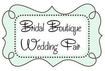 The Bridal Boutique Wedding Fair / The Bridal Boutique Wedding Fair will be held on Sunday 18th May at Newark Showground. Providing brides and grooms to be with a variety of fine suppliers, inspiration, handmade workshops and live entertainment.