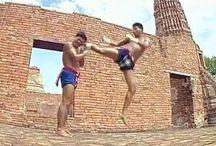 Muay Thai/Boran Education Videos