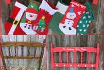 Holiday deco / by Heather Creations