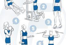 rutinas gym mujeres