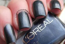 L'Oreal / A visual journal of my L'Oreal polishes