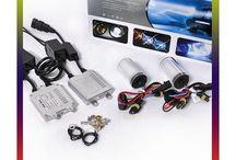 lampadine xenon e bixenon,led aggiornamenti navigatori / auto e moto