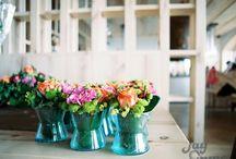 colour inspiration   brights & jewel shades
