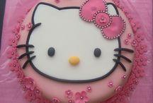 Hello Kitty / Cakes