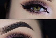 inspiring eyes/make up