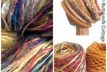 Slouchy Hat Knitting Kits