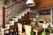 Stairs space