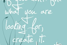 I Love Quotes! / by Jodi Herrling