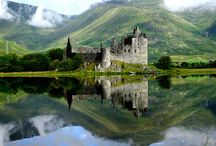 Scotland / Places to go in Scotland!!!