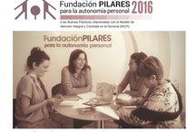 Premios Fundación Pilares / En este rincón puedes encontrar material relacionado con los premios bianuales que convoca Fundación Pilares a las buenas prácticas relacionadas con el modelo AICP