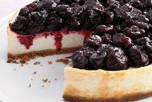 Cakes, Tarts, Pies
