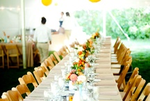 Engagement party decoration / by Elise Godown