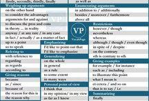 Intermediate,Upper  Inter. and Advanced  English
