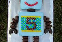 Kid BDay cakes / by Amee Kuch