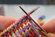 knit 1, purl 2 / by Linda Clark