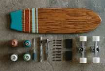 Zav skateboard stuff