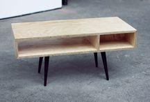 Idées tables basses