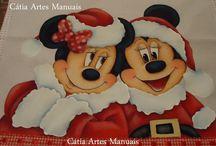 Pinturas Disney