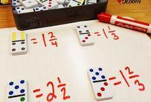 Independent Math Tasks