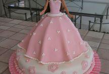 barbie torty
