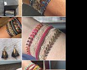 Bijoux / Tous mes modèles sont en ventes sur Etsy ma boutique s'appelle GaelleAtelier à très vite!