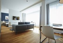 iPartment, Frankfurt, Germany / Designer Apartments with a Concept of Service. The new flexibility. ipartment is your first-class hotel alternative.