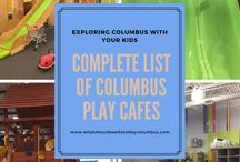 Indoor Activities in Columbus, Ohio / Things to do indoors with kids in Columbus, Ohio.