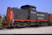 Southern Pacific & More RR / by Blaine Hall