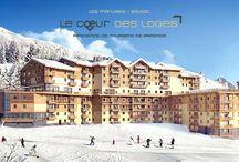 Investir aux Ménuires / Investissez en résidence de tourisme, dans la station de sports d'hiver Les Ménuires, aux portes du plus grand domaine skiable du monde : les 3 Vallées.
