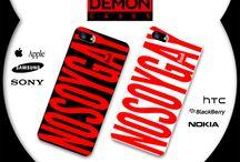 DEMON CASES / Smartphone Cases