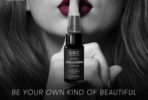 Secret Collage Serum / Secret Collagen Serum contains a powerful mix of ingredients, including hydrolzyed collagen, designed to encourage the synthesis and maintenance of collagen giving skin a firmer, more youthful appearance.