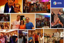 Mundo Younido @ Spinning Marathon vd Sar Foundation